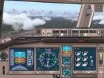 FS                   2004 Boeing 767-400 Panel.