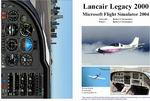 FS2004                   Manual/Checklist -- Lancair Legacy 2000