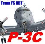 FS2004                     Team FS KBT Lockheed and Kawasaki P-3C (CP-140) Package