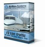 FS2004                   FS Live Traffic Demo
