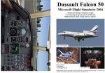 FS2004                   Manual/Checklist Dassault Falcon 50 CAEA.