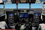 FS2002                     C-130 Hercules fun panel for fs2002: fun jump seat panel