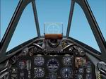 CFS2             - Instrument panel for Hawker Sea Fury