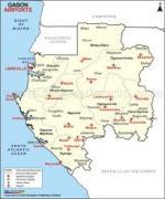 FSX Gabon Airfield Locator