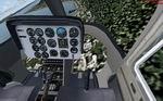 FS2004                   Gmax Bell 206L Longranger Package.