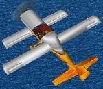 FS2000                   NASA Eagle 150 Test Vehicle