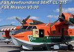 FSX Newfoundland SERT CL-215 mission V5.00 Final release !