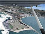 FS2004                   Half Moon Bay High Resolution airport area scenery, CA