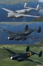 FSX/P3D Lockheed PV-2 Harpoon Gold Release