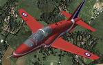 FS2004                   BAe Hawk T Mk 1 Package.