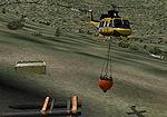 FS2004                   Bell 412 Bambi Bucket