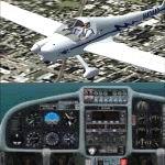 FS2004                   Diamond HK36 Motor Glider TTD115