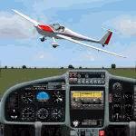 FS2004                   Diamond HK36R Motor Glider TS 80 Dimona Day Flyer
