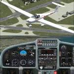 FS2004                     Diamond HK36 TTC115 Xtreme Motor Glider