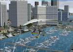 FSX                    Honolulu Yacht Harbour