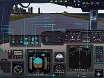 FS2000                   panel - McDonnell Douglas C-17 Globemaster III Version 1.2