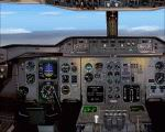 FS2004                   Airbus A 300/310 Photoreal Panel