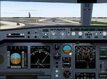 FS                     2004 Airbus A-340 panel Version 5
