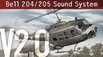 Bell Huey B205/204 Sound Pack