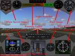 FS2004                   IFP Intelligent Fighter Panel