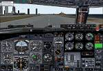 FS2000                   Generic 2 engine prop\jet aircraft