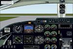 FS2000                     Generic 2 engine prop/turbojet panel