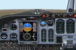 FS2000                   generic 4 engine jet or turboprop panel