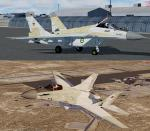 P3D/FSX Iris Mikoyan MIG-29 Fulcrum Iran Air Force and Iraq Air Force twin Pack.