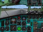 FSX Tupolev 154