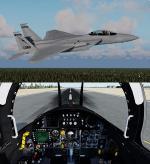 Iris F-15 package FSX native USAF Pack 6