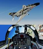 FSX/P3D McDonnell Douglas F-4 Phantom II Marines/Navy Pack 1