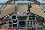 FS2004                   IRIS Tornado GR4 2d Panel upgrade