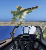 Iris Mikoyan MIG-29 Fulcrum Pack 7 for P3D and FSX