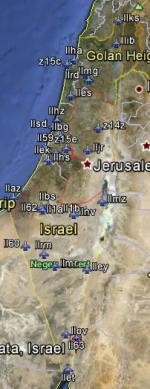 FSX Israel Airfield Locator