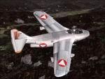 FS2004                   Saab J-29F AAF textures