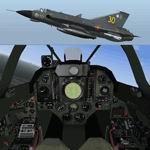FS2004                   Saab 35 Draken Complete Package v3.1