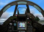 FS2004                   Photorealistic Panel for the SEPECAT Jaguar GR.1 Upgrade