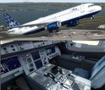 FSX/P3D > v4  Airbus A320-200 Jetblue Multi Livery package
