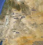 FSX Jordan Airfield Locator