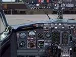 FS2000                   Boeing 737-200 panel