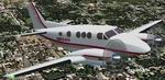 FS2002                   Beechcraft King Air E90