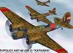 """CFS2             TUPOLEV ANT-40 (SB-2) """"KATIUSKA"""""""
