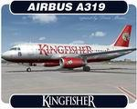 Kingfisher Airlines Airbus A319-131