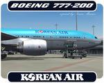 Boeing 777-200ER Korean Air