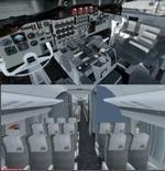 FSX/P3D>v4 Lockheed L-188 Electra Air California package