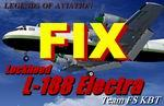 Lockheed L-188 Electra update and fix