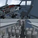 FSX/P3D>v4 Lockheed L-188 Electra KLM package