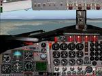 FS2004                     Lockheed L-188 Electra Panel