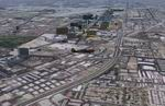 FS2004                   Las Vegas - Photorealistic Mesh Summer Scenery - Base Pack.