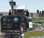 FS2000                   Aerospatiale SA-315B Lama Photo Real panel